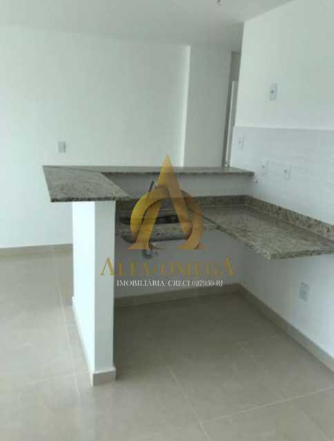 7 - Apartamento Estrada do Rio Grande,Taquara, Rio de Janeiro, RJ Para Alugar, 1 Quarto, 40m² - AOJ10012L - 10