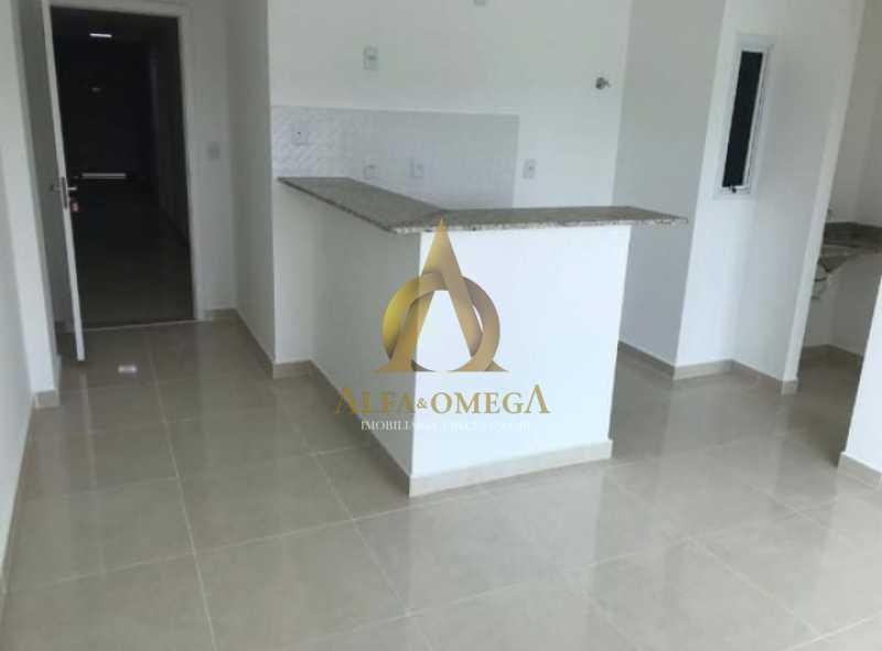 8 - Apartamento Estrada do Rio Grande,Taquara, Rio de Janeiro, RJ Para Alugar, 1 Quarto, 40m² - AOJ10012L - 4
