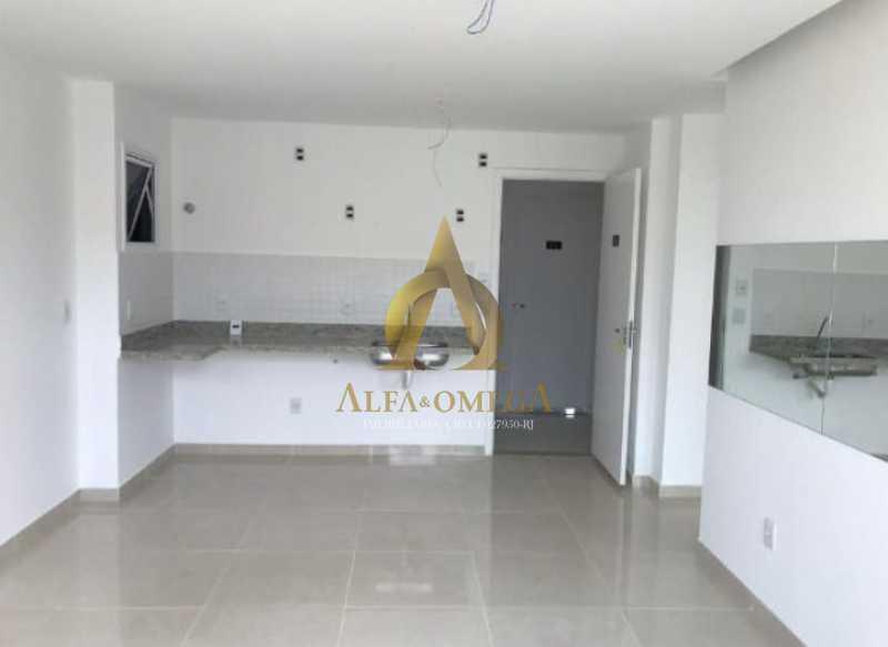 10 - Apartamento Estrada do Rio Grande,Taquara, Rio de Janeiro, RJ Para Alugar, 1 Quarto, 36m² - AOJ10013L - 4