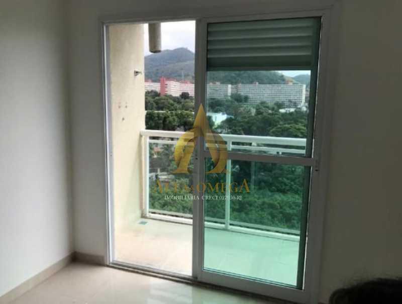 11 - Apartamento Estrada do Rio Grande,Taquara, Rio de Janeiro, RJ Para Alugar, 1 Quarto, 36m² - AOJ10013L - 3