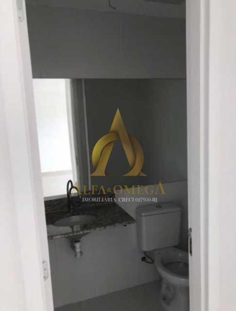 13 - Apartamento Estrada do Rio Grande,Taquara, Rio de Janeiro, RJ Para Alugar, 1 Quarto, 36m² - AOJ10013L - 7
