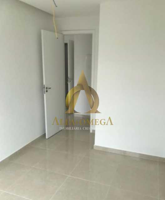 15 - Apartamento Estrada do Rio Grande,Taquara, Rio de Janeiro, RJ Para Alugar, 1 Quarto, 36m² - AOJ10013L - 6