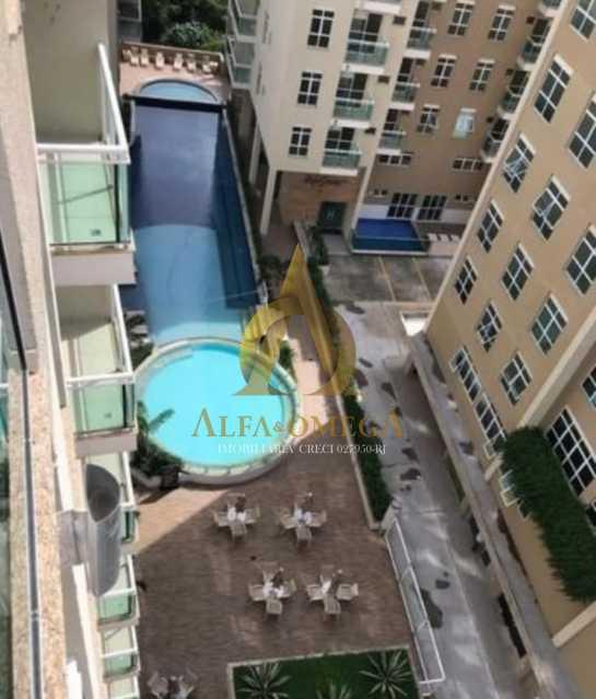 16 - Apartamento Estrada do Rio Grande,Taquara, Rio de Janeiro, RJ Para Alugar, 1 Quarto, 36m² - AOJ10013L - 8