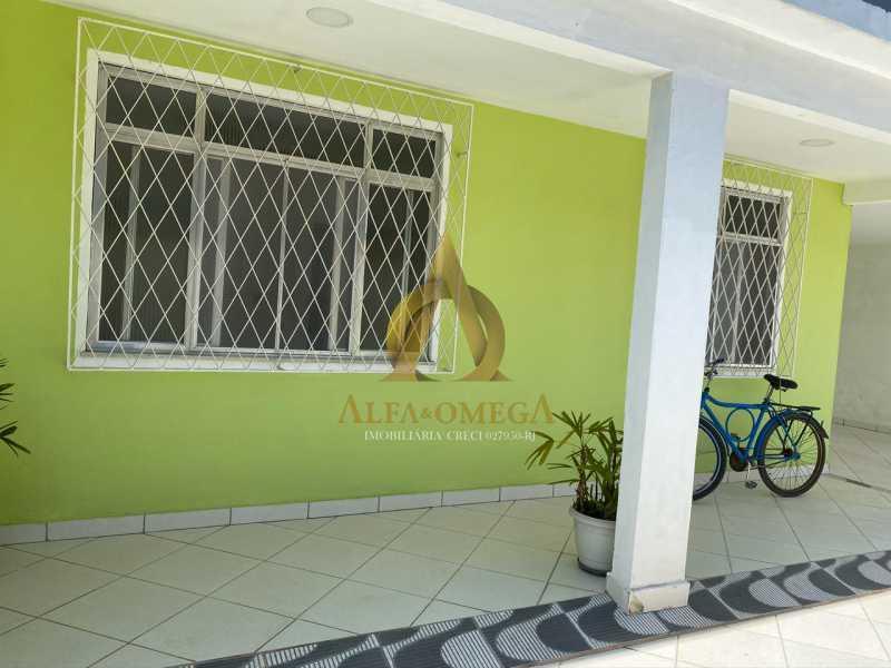 3 - Casa Rua do Maracujá,Curicica, Rio de Janeiro, RJ Para Alugar, 3 Quartos, 120m² - AOJ60038L - 3