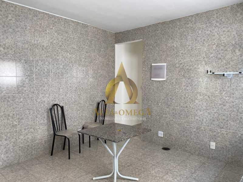 7 - Casa Rua do Maracujá,Curicica, Rio de Janeiro, RJ Para Alugar, 3 Quartos, 120m² - AOJ60038L - 15