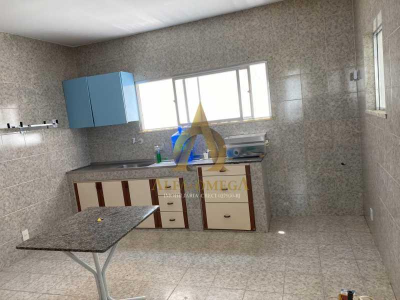 10 - Casa Rua do Maracujá,Curicica, Rio de Janeiro, RJ Para Alugar, 3 Quartos, 120m² - AOJ60038L - 16