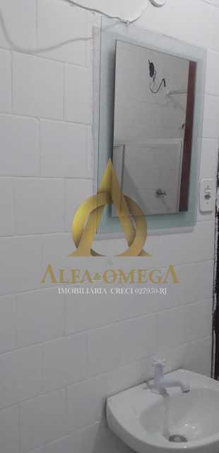 1 - Apartamento Avenida Geremário Dantas,Tanque, Rio de Janeiro, RJ Para Alugar, 2 Quartos, 85m² - AOJ20067L - 10