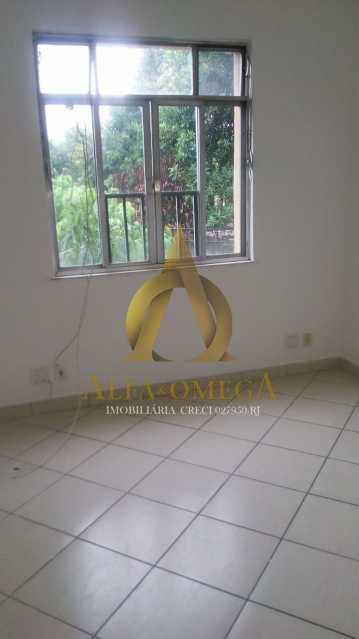 2 - Apartamento Avenida Geremário Dantas,Tanque, Rio de Janeiro, RJ Para Alugar, 2 Quartos, 85m² - AOJ20067L - 1
