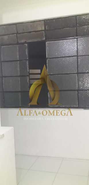 5 - Apartamento Avenida Geremário Dantas,Tanque, Rio de Janeiro, RJ Para Alugar, 2 Quartos, 85m² - AOJ20067L - 13
