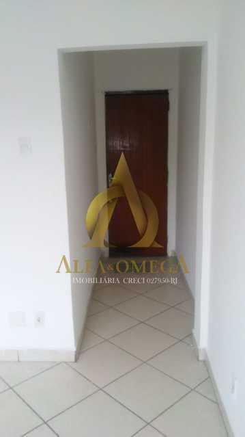 10 - Apartamento Avenida Geremário Dantas,Tanque, Rio de Janeiro, RJ Para Alugar, 2 Quartos, 85m² - AOJ20067L - 5