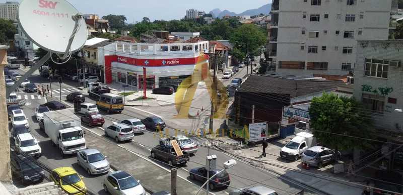 15 - Apartamento Avenida Geremário Dantas,Tanque, Rio de Janeiro, RJ Para Alugar, 2 Quartos, 85m² - AOJ20067L - 16