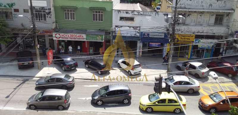 17 - Apartamento Avenida Geremário Dantas,Tanque, Rio de Janeiro, RJ Para Alugar, 2 Quartos, 85m² - AOJ20067L - 18
