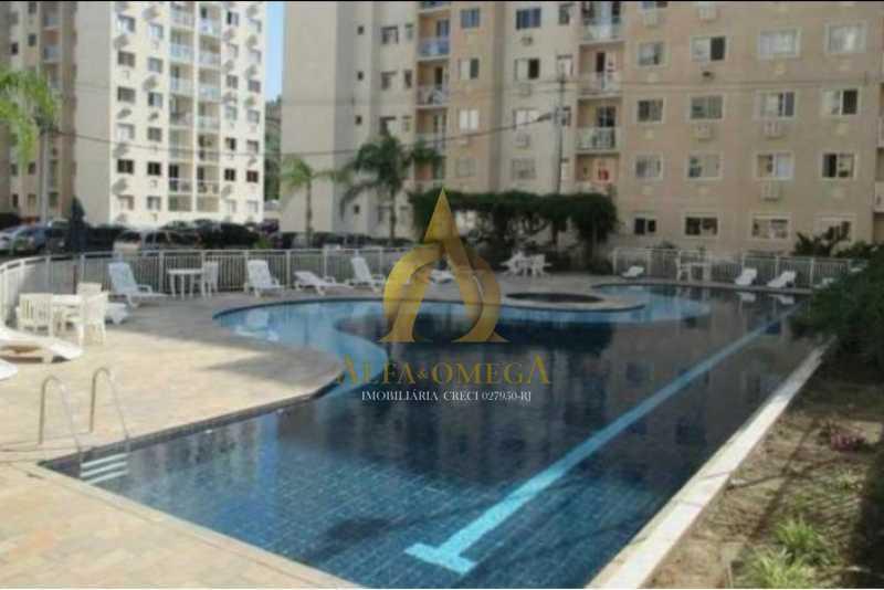 1 - Apartamento Avenida dos Mananciais,Taquara, Rio de Janeiro, RJ Para Venda e Aluguel, 2 Quartos, 55m² - AOJ20199 - 19