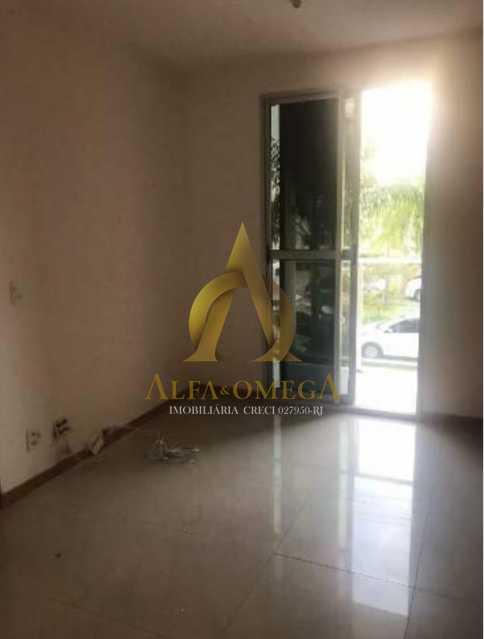 10 - Apartamento Avenida dos Mananciais,Taquara, Rio de Janeiro, RJ Para Venda e Aluguel, 2 Quartos, 55m² - AOJ20199 - 1