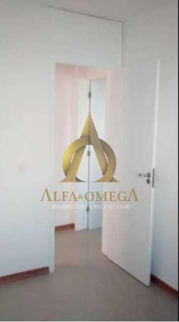 13 - Apartamento Avenida dos Mananciais,Taquara, Rio de Janeiro, RJ Para Venda e Aluguel, 2 Quartos, 55m² - AOJ20199 - 9