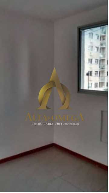 14 - Apartamento Avenida dos Mananciais,Taquara, Rio de Janeiro, RJ Para Venda e Aluguel, 2 Quartos, 55m² - AOJ20199 - 10