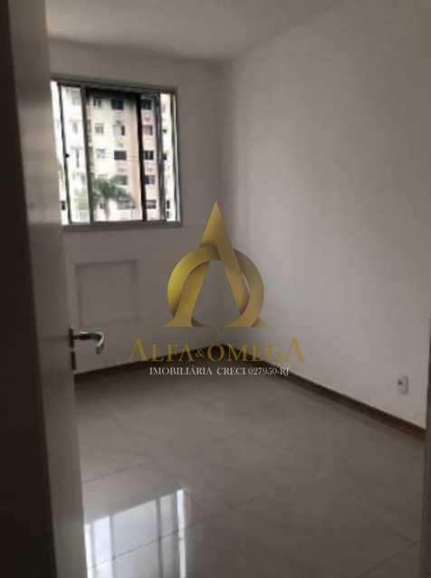 16 - Apartamento Avenida dos Mananciais,Taquara, Rio de Janeiro, RJ Para Venda e Aluguel, 2 Quartos, 55m² - AOJ20199 - 11