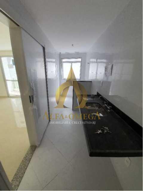 5 - Apartamento à venda Rua Ituverava,Anil, Rio de Janeiro - R$ 450.000 - AOJ10013 - 8