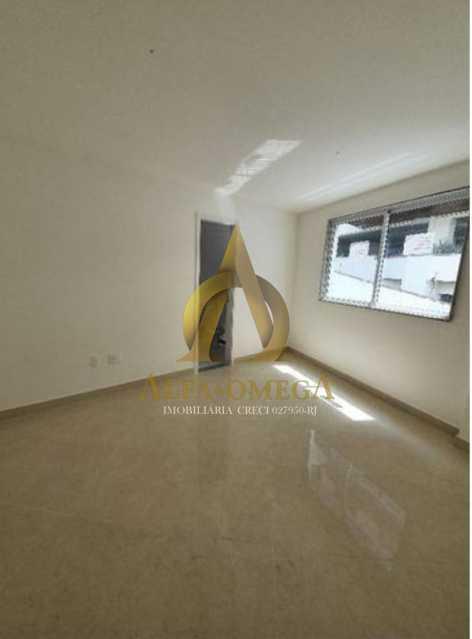 6 - Apartamento à venda Rua Ituverava,Anil, Rio de Janeiro - R$ 450.000 - AOJ10013 - 4
