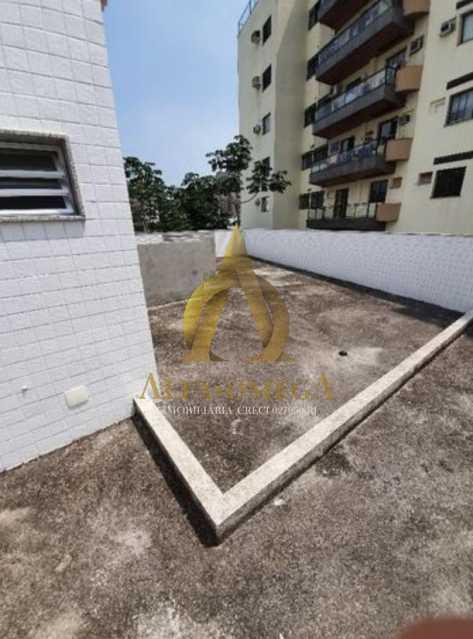 10 - Apartamento à venda Rua Ituverava,Anil, Rio de Janeiro - R$ 450.000 - AOJ10013 - 10