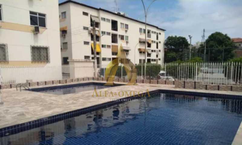 16 - Apartamento Rua Professor Henrique Costa,Pechincha, Rio de Janeiro, RJ À Venda, 2 Quartos, 52m² - AOJ20200 - 17
