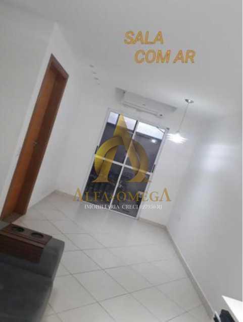 2 - Casa em Condomínio Rua Florianópolis,Praça Seca, Rio de Janeiro, RJ À Venda, 3 Quartos, 77m² - AOJ60090 - 5