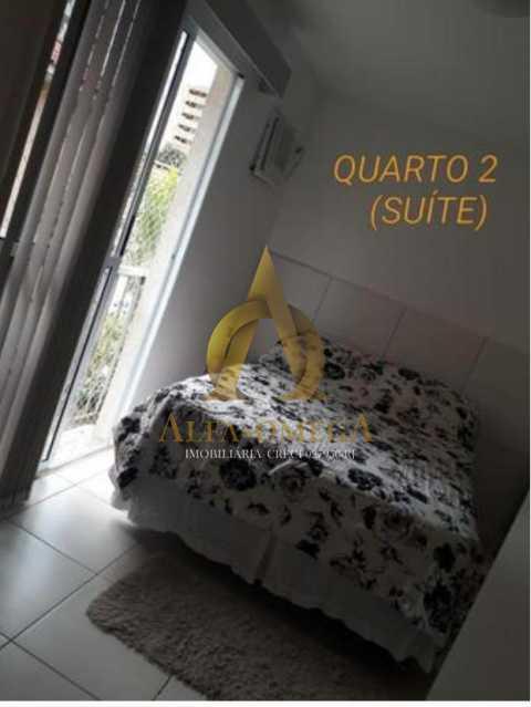 3 - Casa em Condomínio Rua Florianópolis,Praça Seca, Rio de Janeiro, RJ À Venda, 3 Quartos, 77m² - AOJ60090 - 8