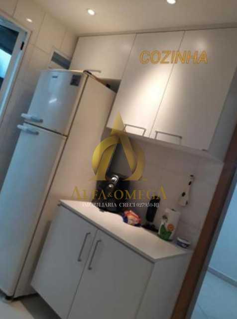 9 - Casa em Condomínio Rua Florianópolis,Praça Seca, Rio de Janeiro, RJ À Venda, 3 Quartos, 77m² - AOJ60090 - 13
