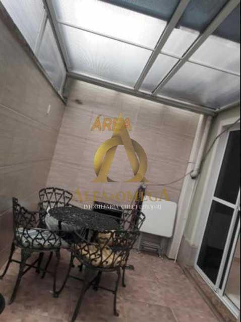 12 - Casa em Condomínio Rua Florianópolis,Praça Seca, Rio de Janeiro, RJ À Venda, 3 Quartos, 77m² - AOJ60090 - 15