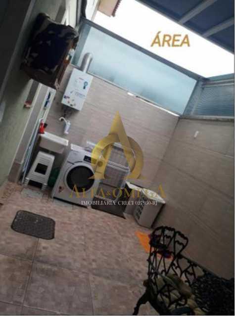 13 - Casa em Condomínio Rua Florianópolis,Praça Seca, Rio de Janeiro, RJ À Venda, 3 Quartos, 77m² - AOJ60090 - 16