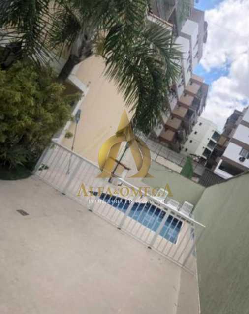 17 - Casa em Condomínio Rua Florianópolis,Praça Seca, Rio de Janeiro, RJ À Venda, 3 Quartos, 77m² - AOJ60090 - 19