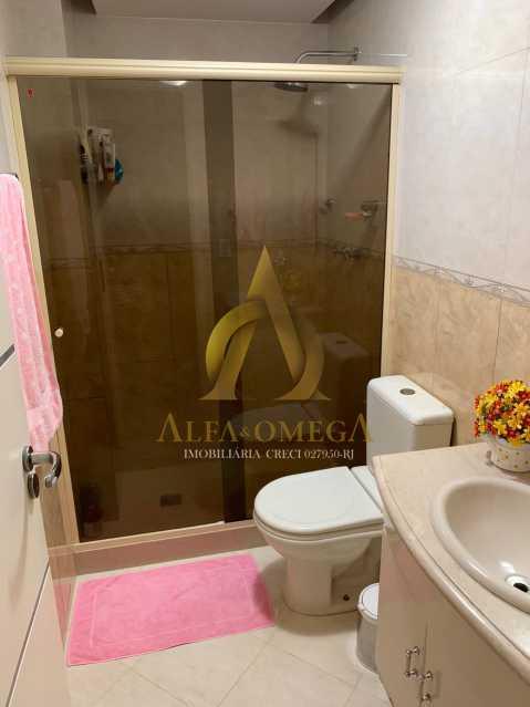6 - Apartamento à venda Rua Laura Teles,Tanque, Rio de Janeiro - R$ 380.000 - AOJ30057 - 12