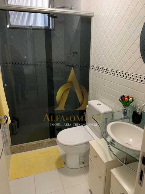 7 - Apartamento à venda Rua Laura Teles,Tanque, Rio de Janeiro - R$ 380.000 - AOJ30057 - 13
