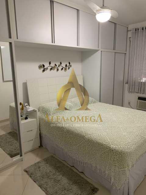 8 - Apartamento à venda Rua Laura Teles,Tanque, Rio de Janeiro - R$ 380.000 - AOJ30057 - 10
