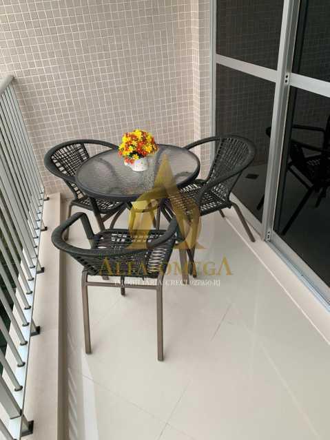 12 - Apartamento à venda Rua Laura Teles,Tanque, Rio de Janeiro - R$ 380.000 - AOJ30057 - 4