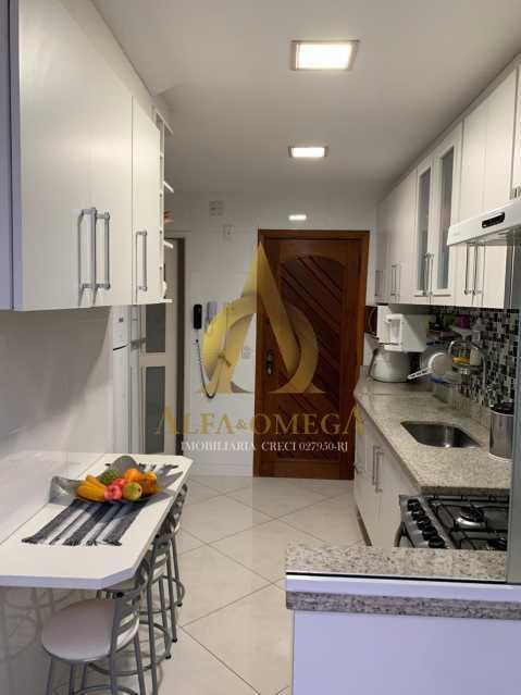14 - Apartamento à venda Rua Laura Teles,Tanque, Rio de Janeiro - R$ 380.000 - AOJ30057 - 15