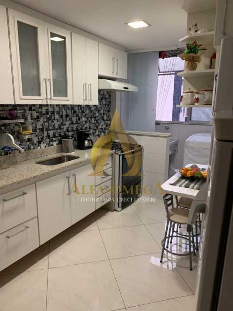 16 - Apartamento à venda Rua Laura Teles,Tanque, Rio de Janeiro - R$ 380.000 - AOJ30057 - 14