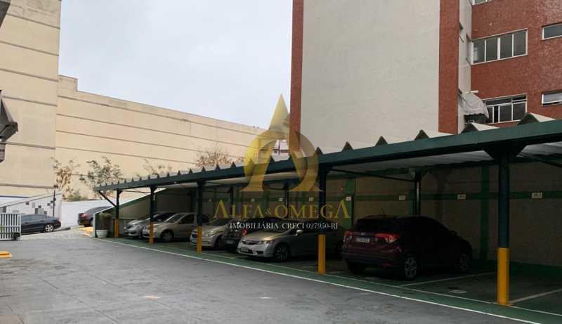 17 - Apartamento à venda Rua Laura Teles,Tanque, Rio de Janeiro - R$ 380.000 - AOJ30057 - 23