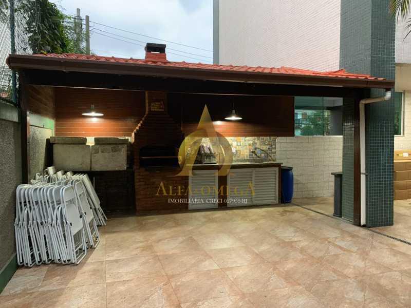 18 - Apartamento à venda Rua Laura Teles,Tanque, Rio de Janeiro - R$ 380.000 - AOJ30057 - 19