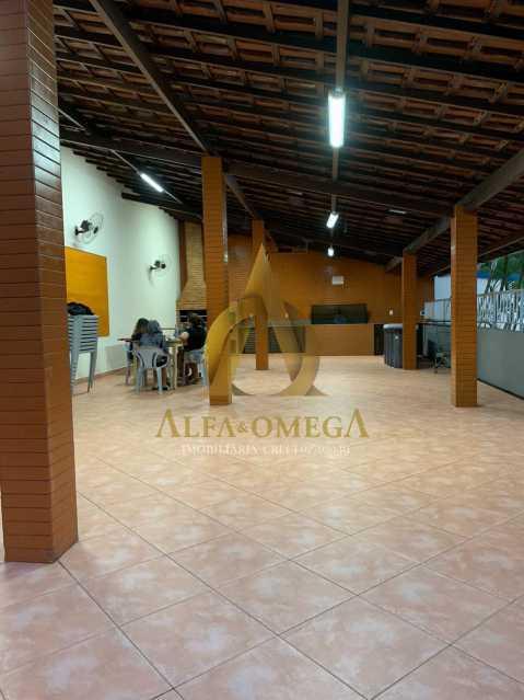 20 - Apartamento à venda Rua Laura Teles,Tanque, Rio de Janeiro - R$ 380.000 - AOJ30057 - 21