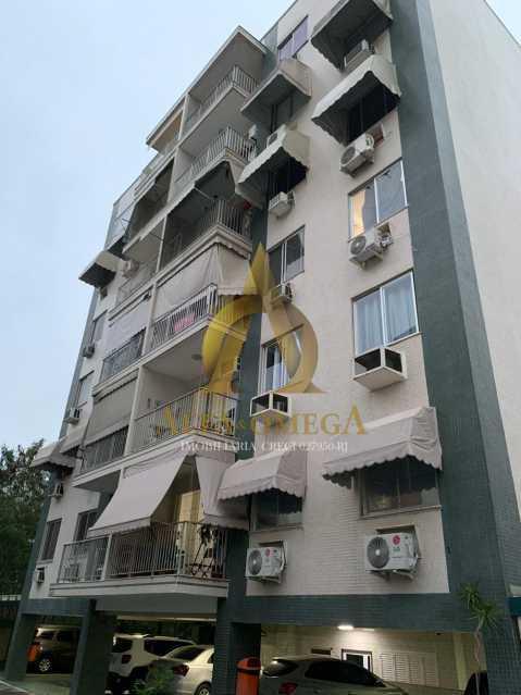 25 - Apartamento à venda Rua Laura Teles,Tanque, Rio de Janeiro - R$ 380.000 - AOJ30057 - 28