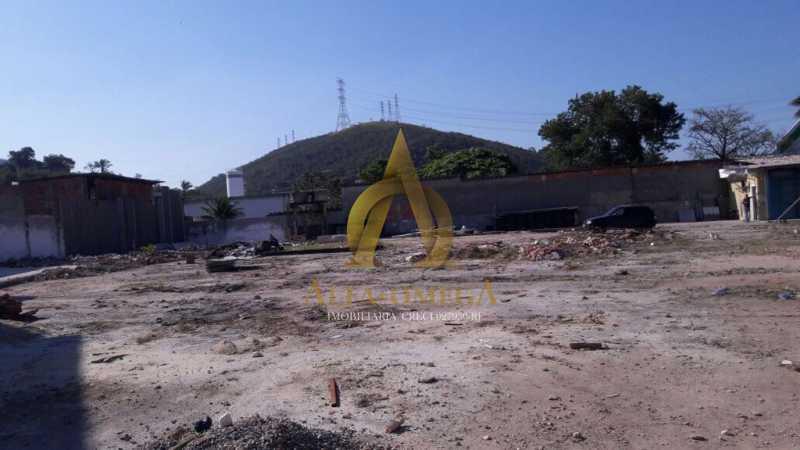 2 - Terreno 4000m² para venda e aluguel Rua Cândido Benício,Tanque, Rio de Janeiro - R$ 2.000.000 - AOJ70004 - 3