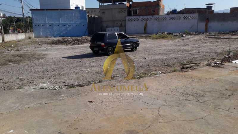 5 - Terreno 4000m² para venda e aluguel Rua Cândido Benício,Tanque, Rio de Janeiro - R$ 2.000.000 - AOJ70004 - 6