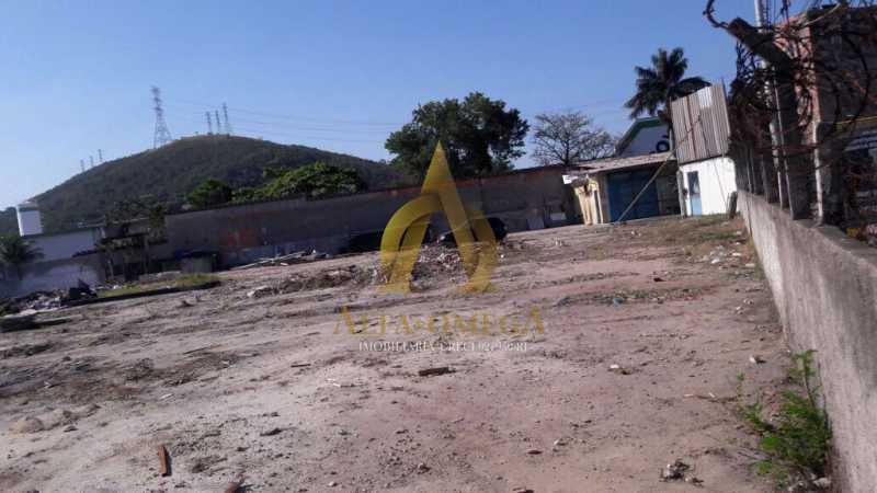 6 - Terreno 4000m² para venda e aluguel Rua Cândido Benício,Tanque, Rio de Janeiro - R$ 2.000.000 - AOJ70004 - 7