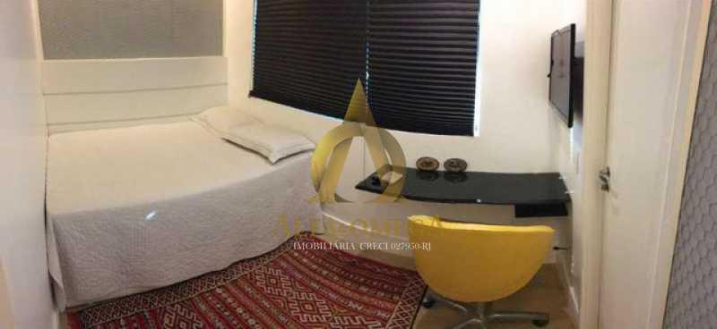 3 - Apartamento Avenida das Acácias,Barra da Tijuca, Rio de Janeiro, RJ Para Alugar, 4 Quartos, 180m² - AO40062L - 12