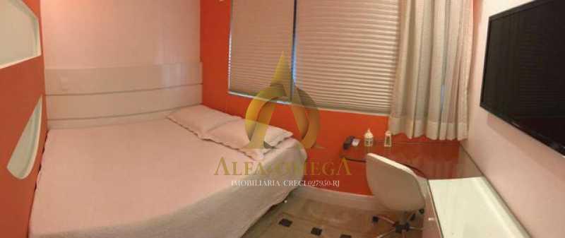 5 - Apartamento Avenida das Acácias,Barra da Tijuca, Rio de Janeiro, RJ Para Alugar, 4 Quartos, 180m² - AO40062L - 14