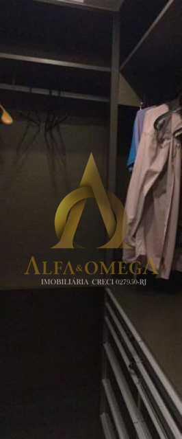 6 - Apartamento Avenida das Acácias,Barra da Tijuca, Rio de Janeiro, RJ Para Alugar, 4 Quartos, 180m² - AO40062L - 15