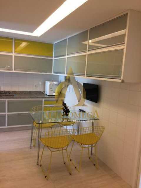 11 - Apartamento Avenida das Acácias,Barra da Tijuca, Rio de Janeiro, RJ Para Alugar, 4 Quartos, 180m² - AO40062L - 17