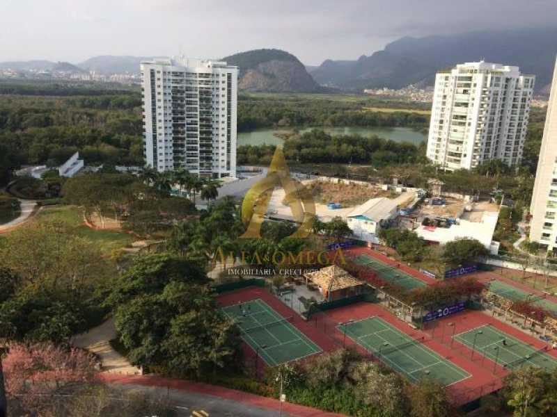 14 - Apartamento Avenida das Acácias,Barra da Tijuca, Rio de Janeiro, RJ Para Alugar, 4 Quartos, 180m² - AO40062L - 20