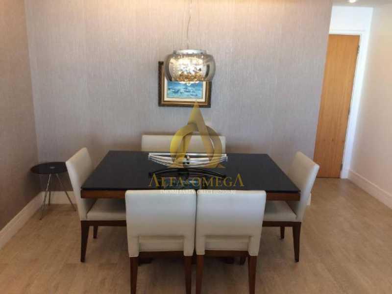 16 - Apartamento Avenida das Acácias,Barra da Tijuca, Rio de Janeiro, RJ Para Alugar, 4 Quartos, 180m² - AO40062L - 8